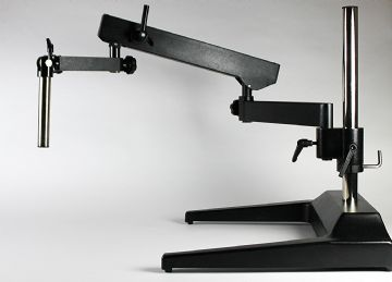 A20-50 Long Reach, Articulated Arm, Desk Base Stand